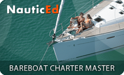 Bareboat Charter Master NauticEd Certification