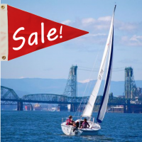 Basic Sailing, learn to sail