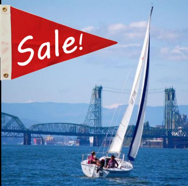 Basic Sailing, learn to sail