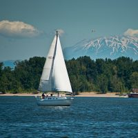 Learn to Cruise - sail further and faster with the 2-day Basic Cruising Course and Skipper Certification. Learn improved sail and boat handling techniques, including heavier weather sailing and sailing on sailboats 25' and larger.
