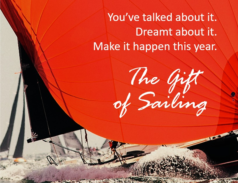 you've thought about sailing. you've dreamt about sailing. now make sailing happen this year.